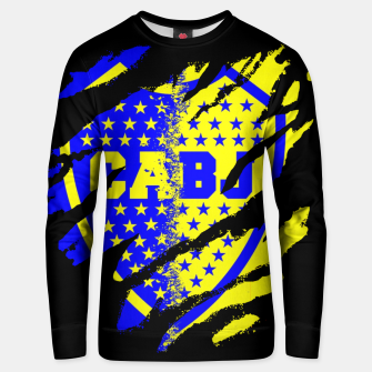 Thumbnail image of Boca Juniors 1905 CABJ Argetina Football Club Fans Unisex sweater, Live Heroes