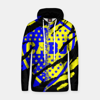 Thumbnail image of Boca Juniors 1905 CABJ Argetina Football Club Fans Hoodie, Live Heroes