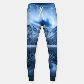 Miniature de image de Fantasy at mountain lake Sweatpants, Live Heroes