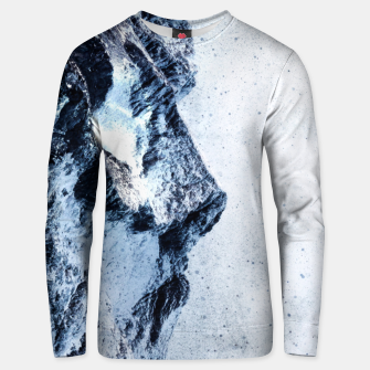 Miniatur King of the mountains Unisex sweater, Live Heroes