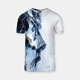Miniatur King of the mountains T-shirt, Live Heroes