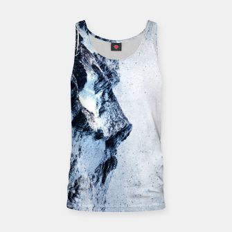 Miniatur King of the mountains Tank Top, Live Heroes