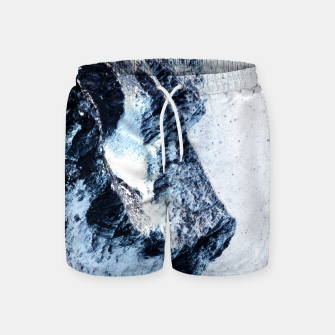 Miniatur King of the mountains Swim Shorts, Live Heroes