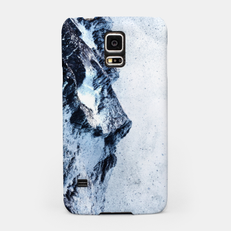 Miniatur King of the mountains Samsung Case, Live Heroes