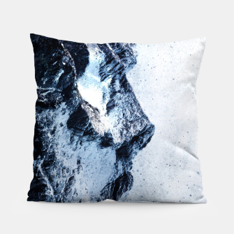Miniatur King of the mountains Pillow, Live Heroes