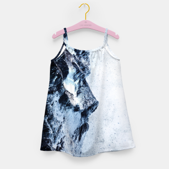 Miniatur King of the mountains Girl's dress, Live Heroes