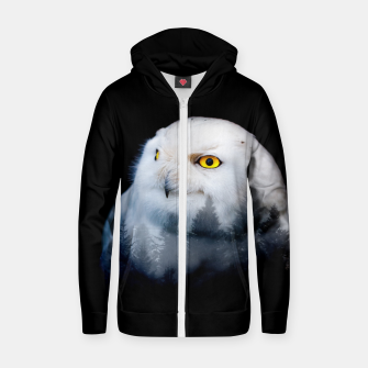 Thumbnail image of queen of the forest Zip up hoodie, Live Heroes