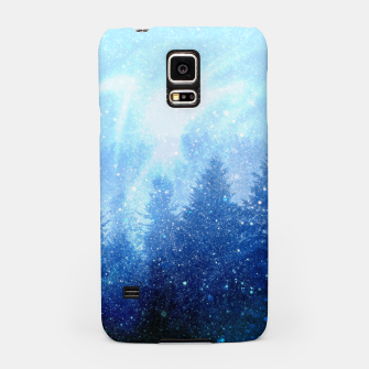 Miniature de image de The forest awakens from the mist Samsung Case, Live Heroes