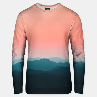 Thumbnail image of Early morning layers Unisex sweater, Live Heroes