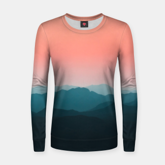Thumbnail image of Early morning layers Women sweater, Live Heroes