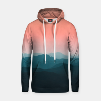 Thumbnail image of Early morning layers Hoodie, Live Heroes