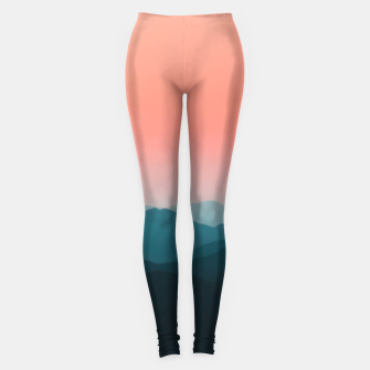 Thumbnail image of Early morning layers Leggings, Live Heroes