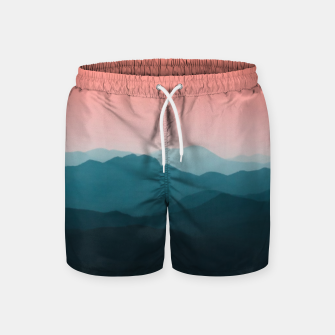 Thumbnail image of Early morning layers Swim Shorts, Live Heroes