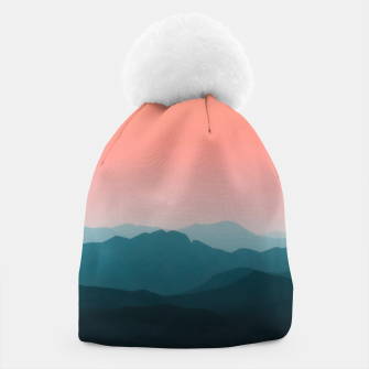 Thumbnail image of Early morning layers Beanie, Live Heroes