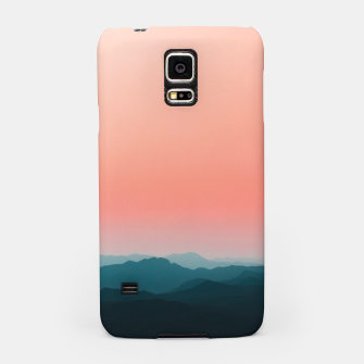 Thumbnail image of Early morning layers Samsung Case, Live Heroes