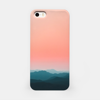 Thumbnail image of Early morning layers iPhone Case, Live Heroes