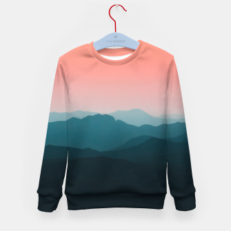 Thumbnail image of Early morning layers Kid's sweater, Live Heroes