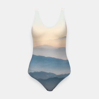 Thumbnail image of Fog layers, hills and mountains Swimsuit, Live Heroes