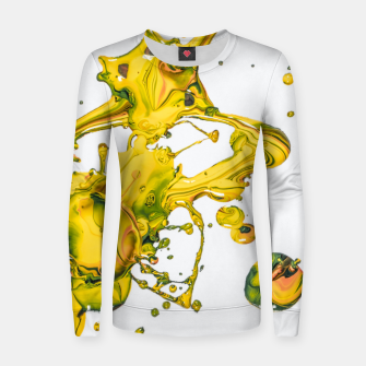 Thumbnail image of splah the joy Women sweater, Live Heroes