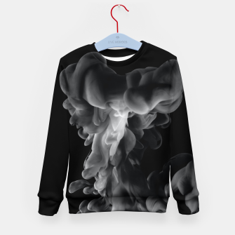 Thumbnail image of new monochrome design Kid's sweater, Live Heroes