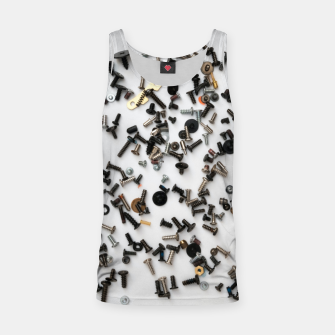 Thumbnail image of tech stuff Tank Top, Live Heroes