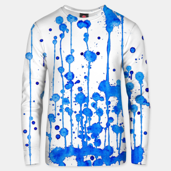 Thumbnail image of dirty bliue Unisex sweater, Live Heroes