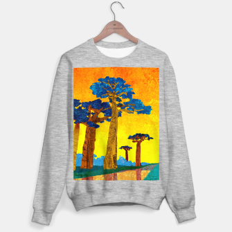 Miniature de image de Big baobabs Sweater regular, Live Heroes