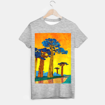 Miniature de image de Big baobabs T-shirt regular, Live Heroes