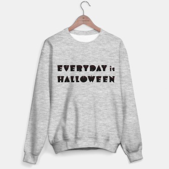 Miniaturka Everyday is Halloween: red howl of the night Sweater regular, Live Heroes
