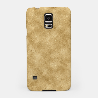 Thumbnail image of Faux Gold Glitter Samsung Case, Live Heroes