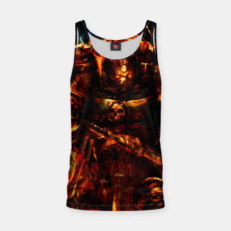 Thumbnail image of warhammer Tank Top, Live Heroes