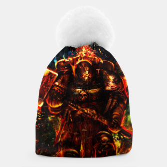 Thumbnail image of warhammer Beanie, Live Heroes