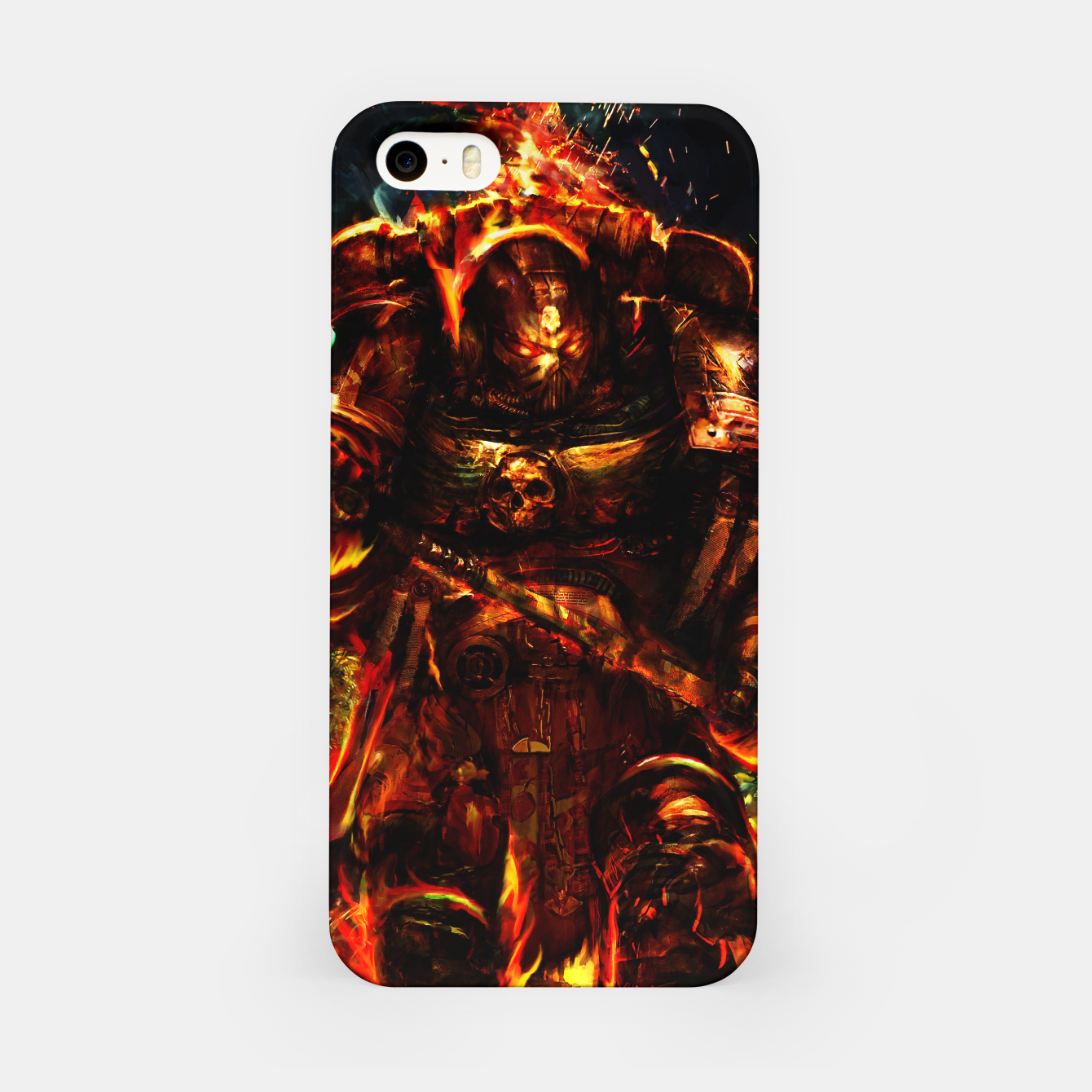 Image of warhammer iPhone Case - Live Heroes