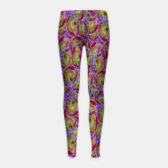 Thumbnail image of Jelly Leggings para niña, Live Heroes