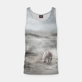 Thumbnail image of Foggy Iceland Muskelshirt , Live Heroes