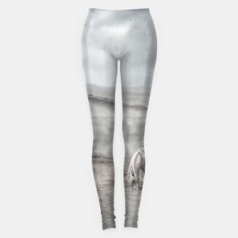 Thumbnail image of Foggy Iceland Leggings, Live Heroes