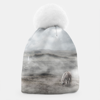 Thumbnail image of Foggy Iceland Mütze, Live Heroes