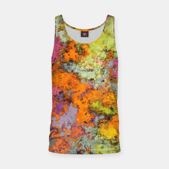 Thumbnail image of Horse jumper Tank Top, Live Heroes