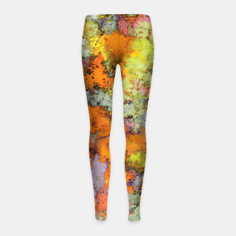 Thumbnail image of Horse jumper Girl's leggings, Live Heroes