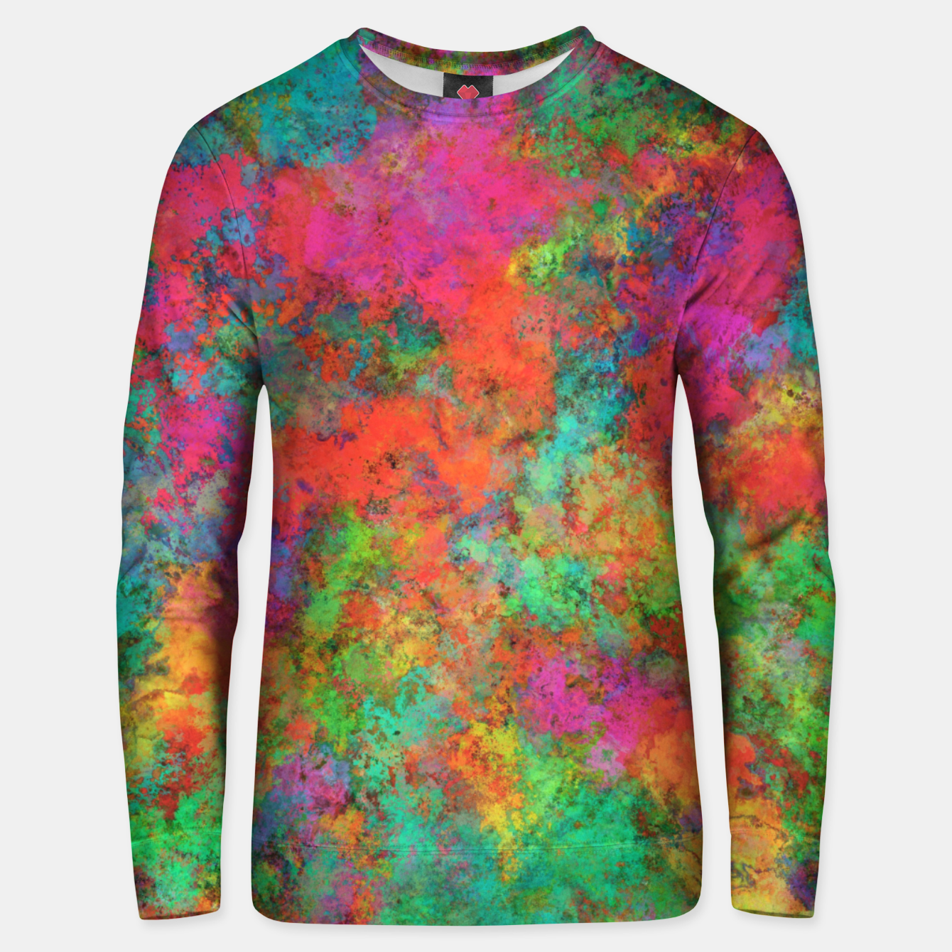 Image of The spark Unisex sweater - Live Heroes