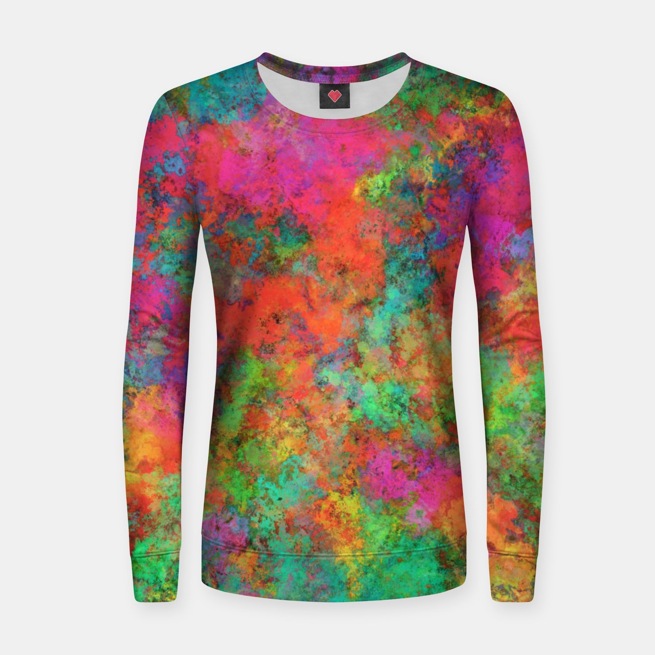 Image of The spark Women sweater - Live Heroes