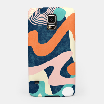 Thumbnail image of Retro Waves Samsung Case, Live Heroes