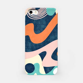 Thumbnail image of Retro Waves iPhone Case, Live Heroes