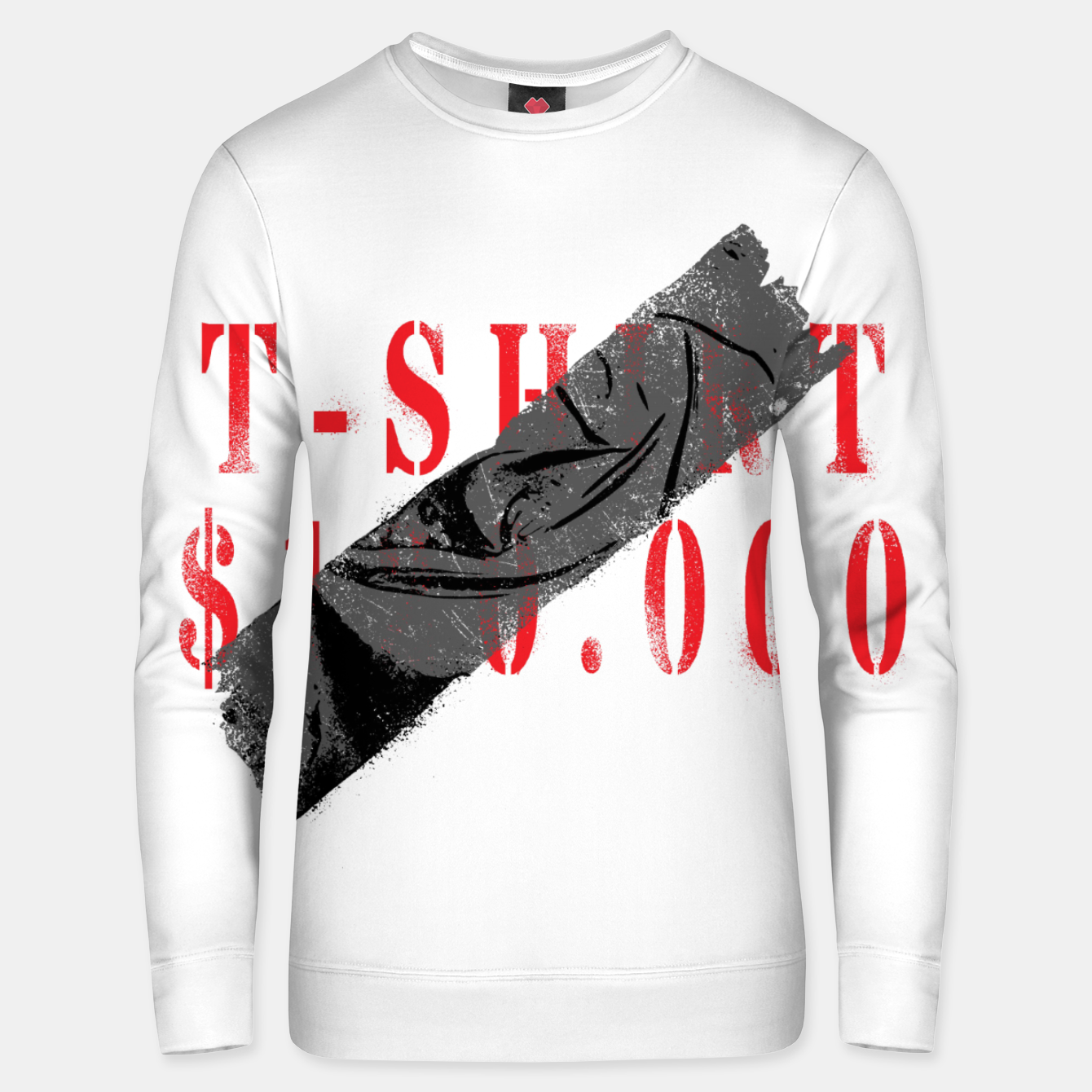 Image of T-Shirt $120.000 Unisex sweater - Live Heroes