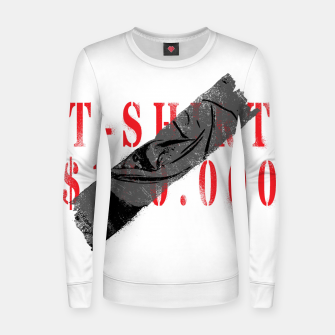 Thumbnail image of T-Shirt $120.000 Women sweater, Live Heroes