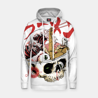Thumbnail image of Scary Ramen Hoodie, Live Heroes