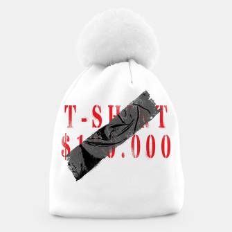 Thumbnail image of T-Shirt $120.000 Beanie, Live Heroes