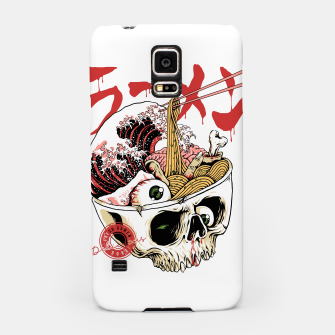Thumbnail image of Scary Ramen Samsung Case, Live Heroes