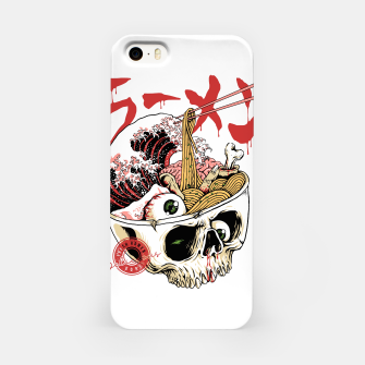 Miniaturka Scary Ramen iPhone Case, Live Heroes