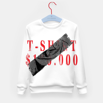 Thumbnail image of T-Shirt $120.000 Kid's sweater, Live Heroes